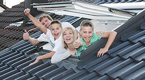 Dachsanierung: Steildach und Flachdach in Hückelhoven und Geilenrichen