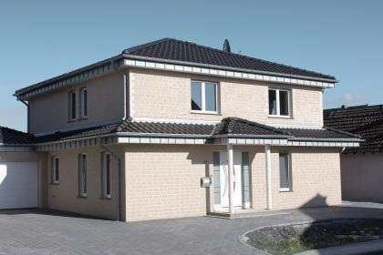 Unsere Dachdecker bauen Ihr Steildach im Neubau in Erkelenz und Wegberg