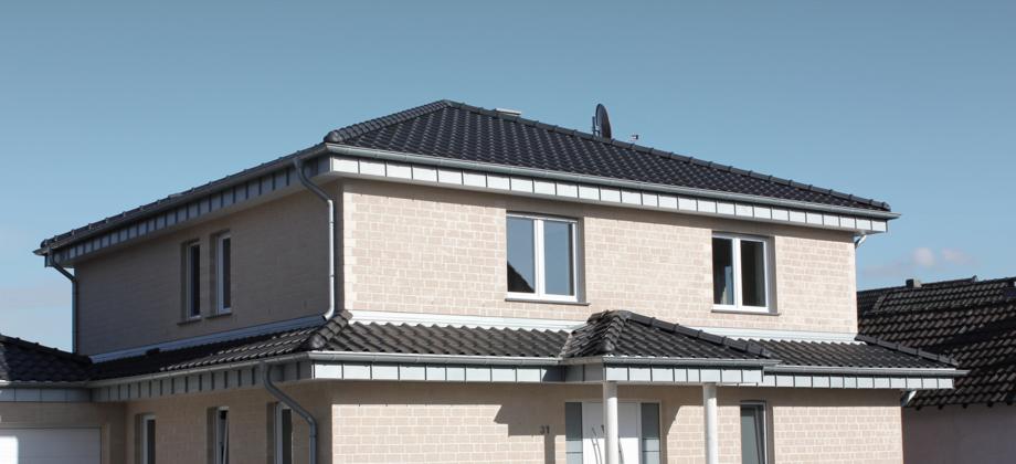 Unsere Dachdecker bauen Ihr Steildach im Neubau in Wassenberg und Heinsberg